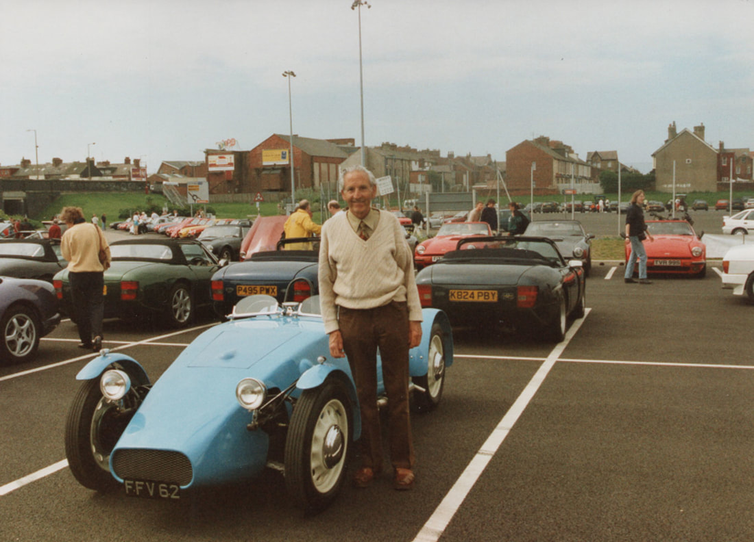 TVR No2 with Trevor Wilkinson