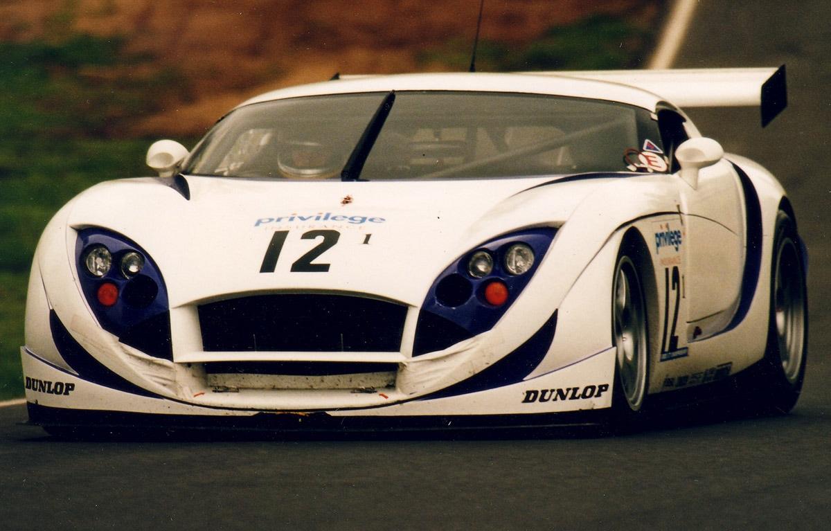 Tvr Car Club Tvr Speed 12 Details Tvr Car Club
