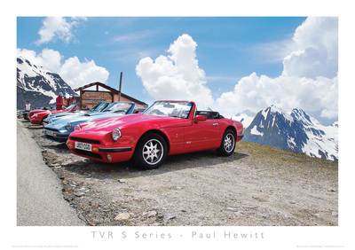 TVR Car Club Photo Competition winner s series