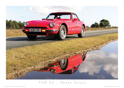 TVR Car Club Photo Competition winner S3
