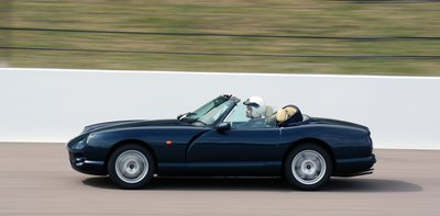 TVRCC Trackday Rockingham (by Fasttracktours)