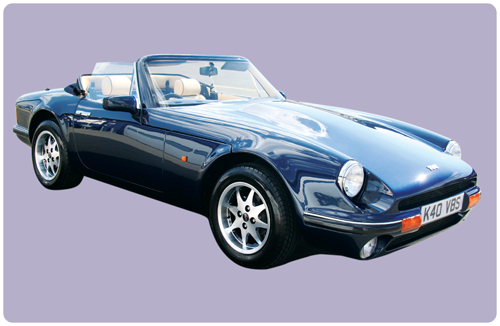 TVR S Series