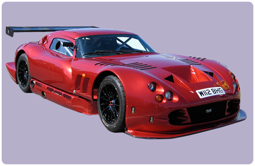 TVR Speed 12