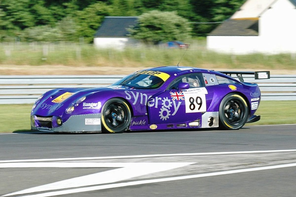 TVR T400R at Le Mans 2004
